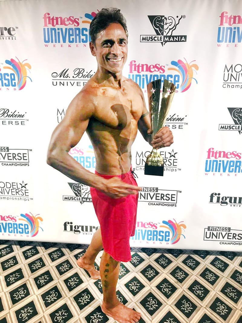 Jammu Ace bodybuilder wins in USA