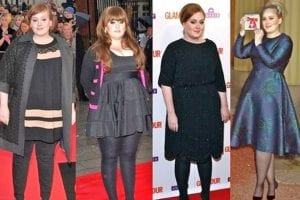 Adele Adkin weight loss diet, and workout