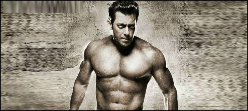 BREAKING : Salman Khan's FAKE Six Pack Abs