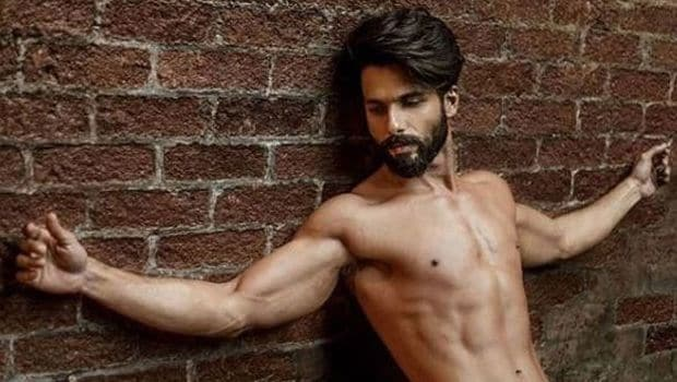 Shahid Kapoor's Workout routine and diet plan