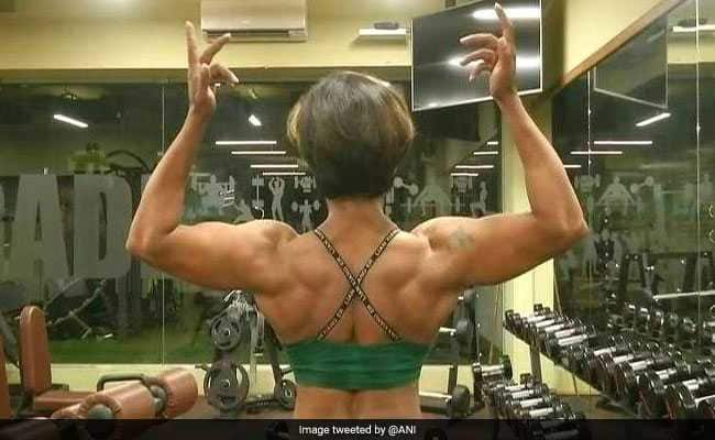 """Abandoned by Husband, now a bodybuilder"""