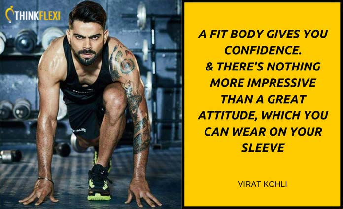 Virat Kohli Fitness Regime and Diet Plan