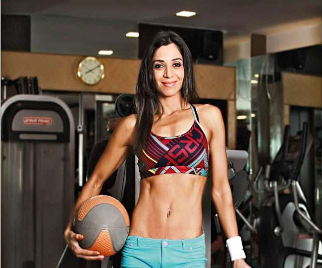 Meet Bindiya Sharma, the bodybuilder