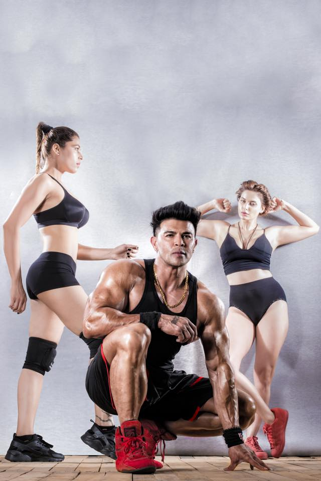 Sahil Khan Unveils his largest Gym Design