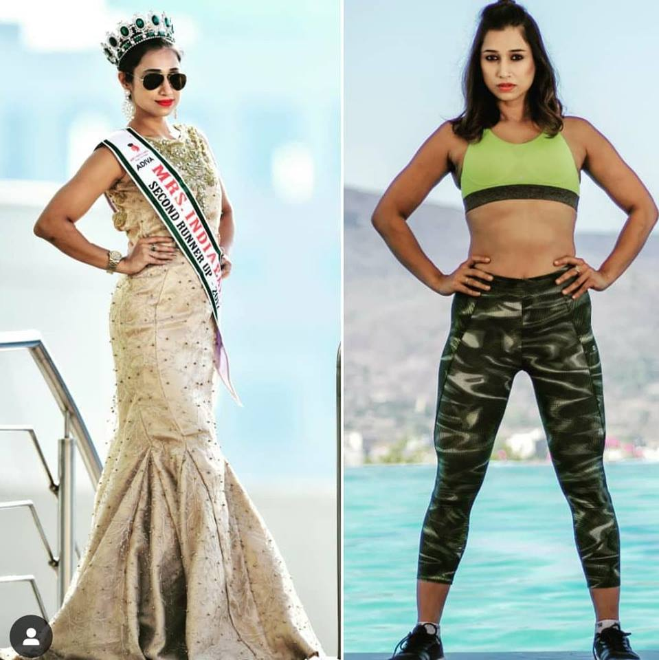 Diksha Chhabra - Mrs. Earth India