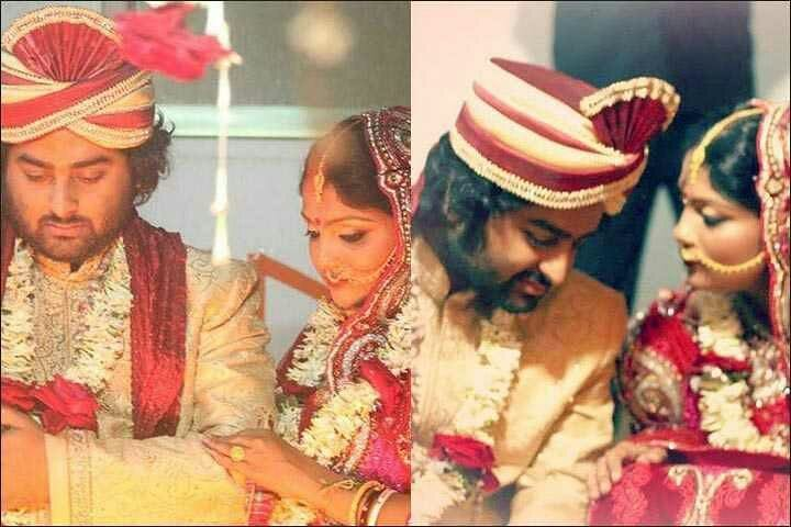 Arijit Singh 2nd Wedding with Koel Roy