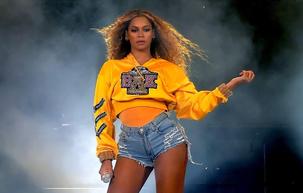 Beyonce Knowles 33