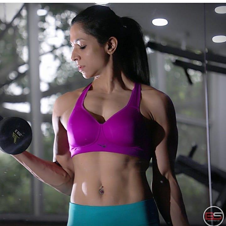 Bindiya Sharma Female Bodybuilder