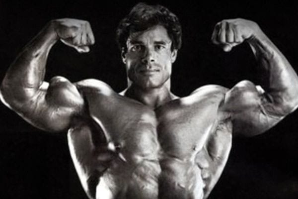 Franco Columbu popular bodybuilder