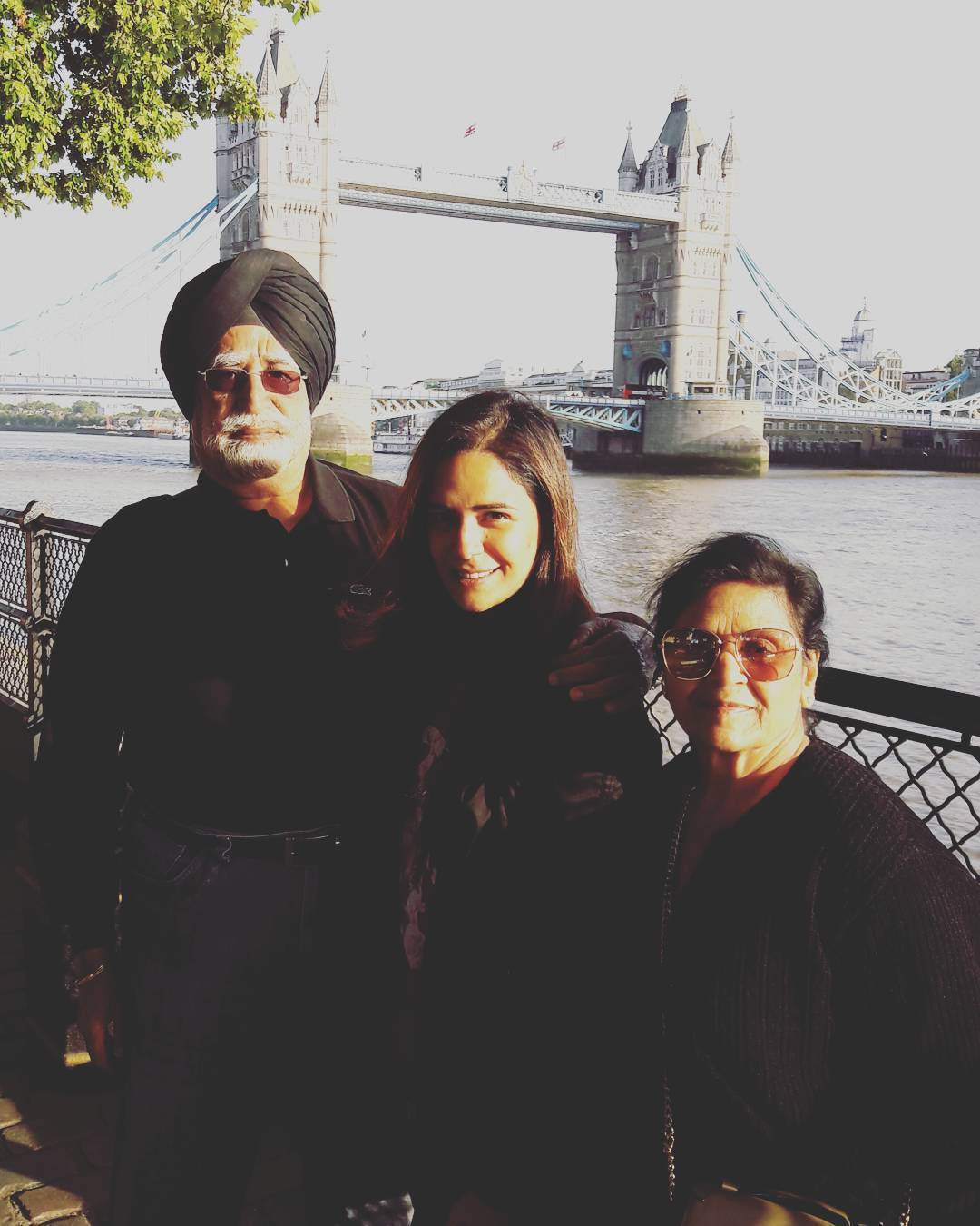 Mona Singh Parents