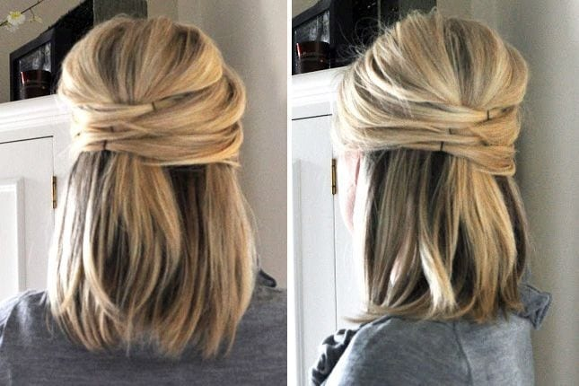 Here and there hairstyle 25