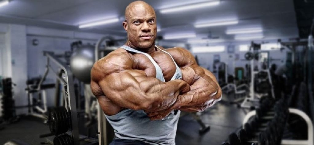Phil Heath 31
