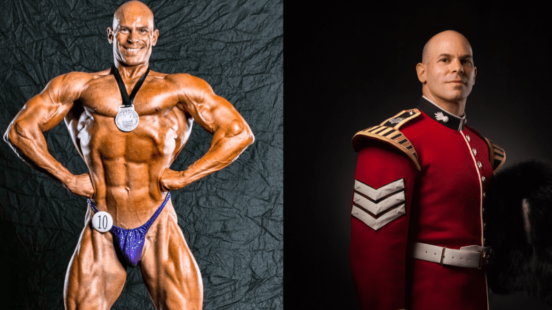 Queen's Grand Musician wins Second Bodybuilding title  - Peter Batai