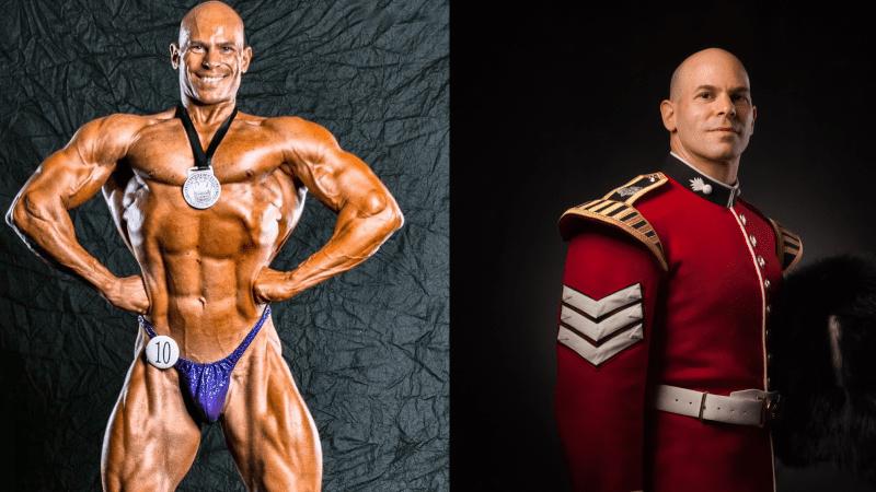 Queen's Grand Musician wins Second Bodybuilding title  - Peter Batai