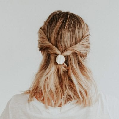 Twisted Knot Hair 5