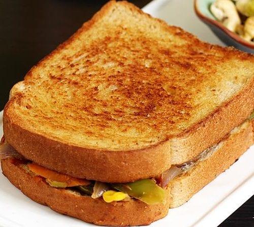Vegetable Sandwich 41