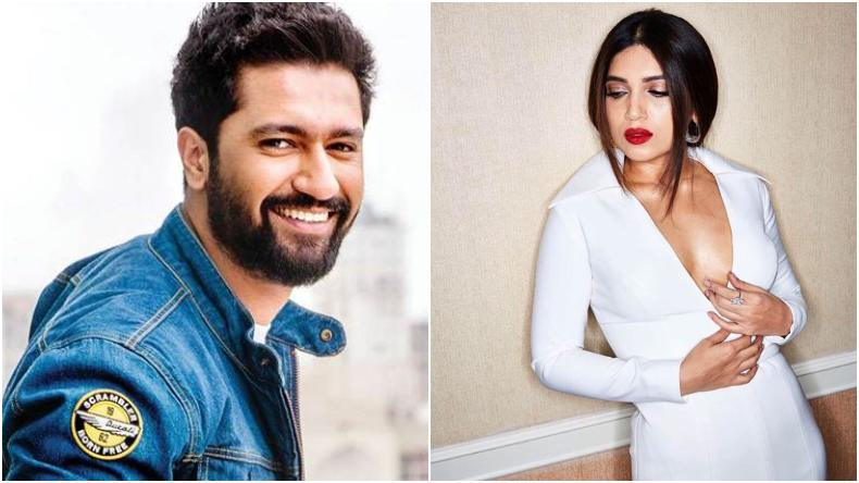 Bhumi Pednekar, Alleged Girlfriend Vicky Kaushal