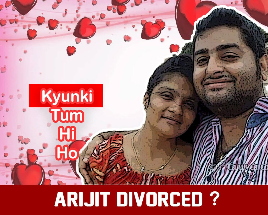 Arijit Singh controversial life and divorce