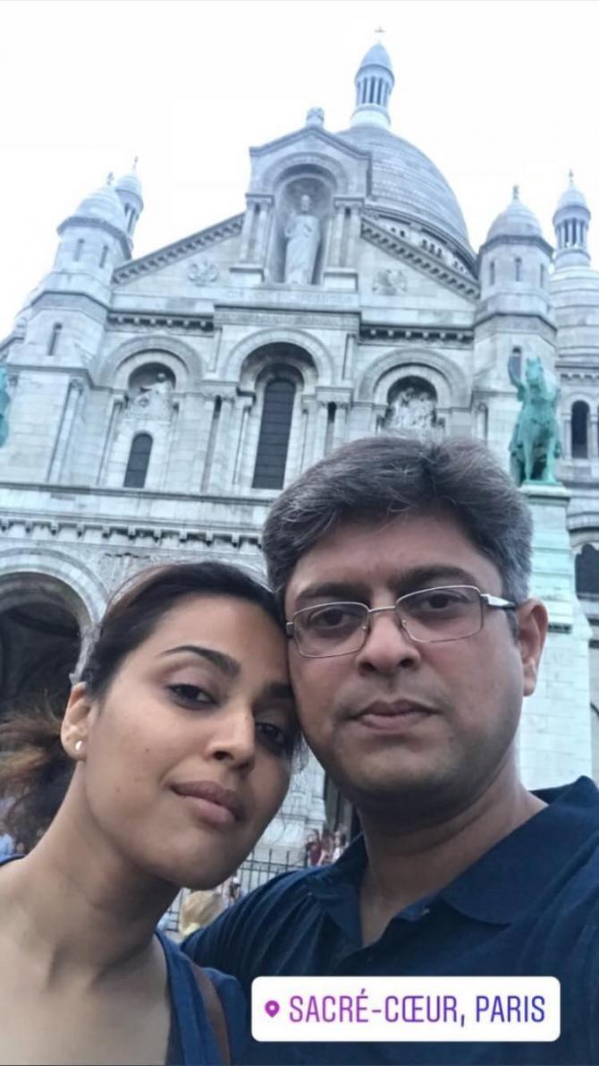 Swara Bhaskar endup the relationship