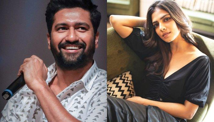 Malavika Mohanan Current Girlfriend Vicky Kaushal