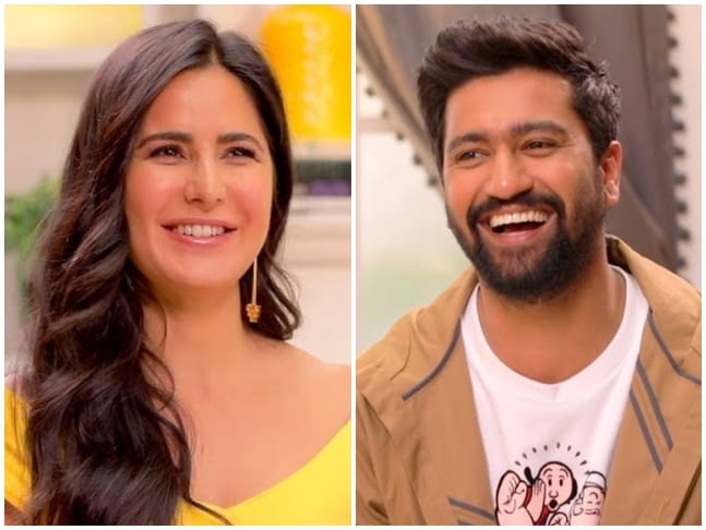 Katrina Kaif, Alleged Girlfriend Vicky Kaushal
