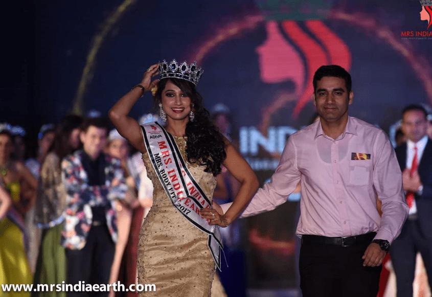 Diksha Chhabra - Mrs. Earth India