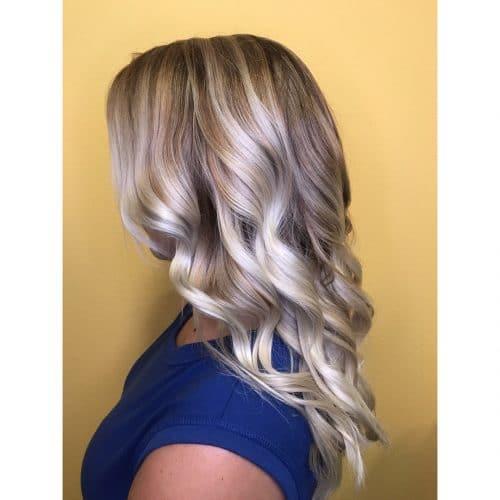Icy Blonde Waves 42
