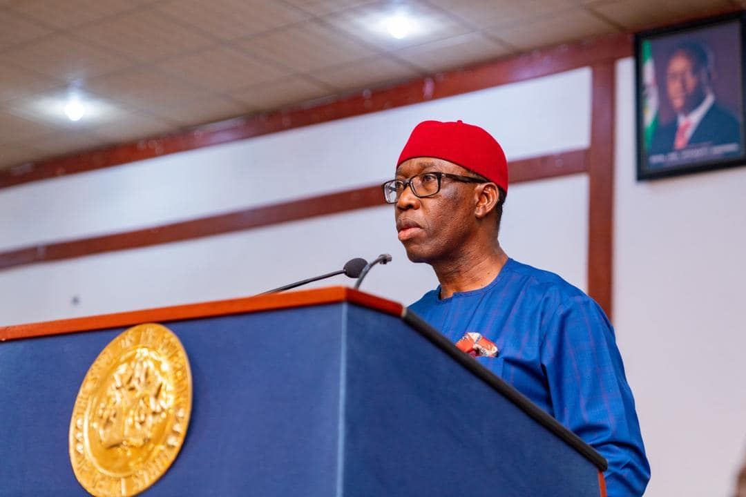 Functional healthcare facilities will curb health tourism, says Gov Okowa