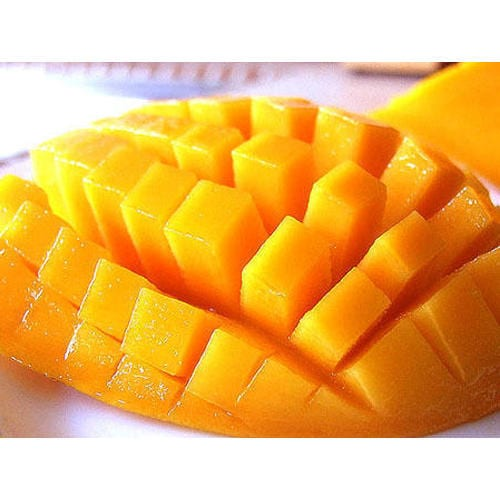 Frozen Mango Cubes 13