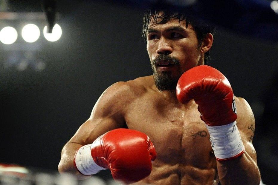 Manny Pacquiao - WBA (Regular) Welterweight Championship