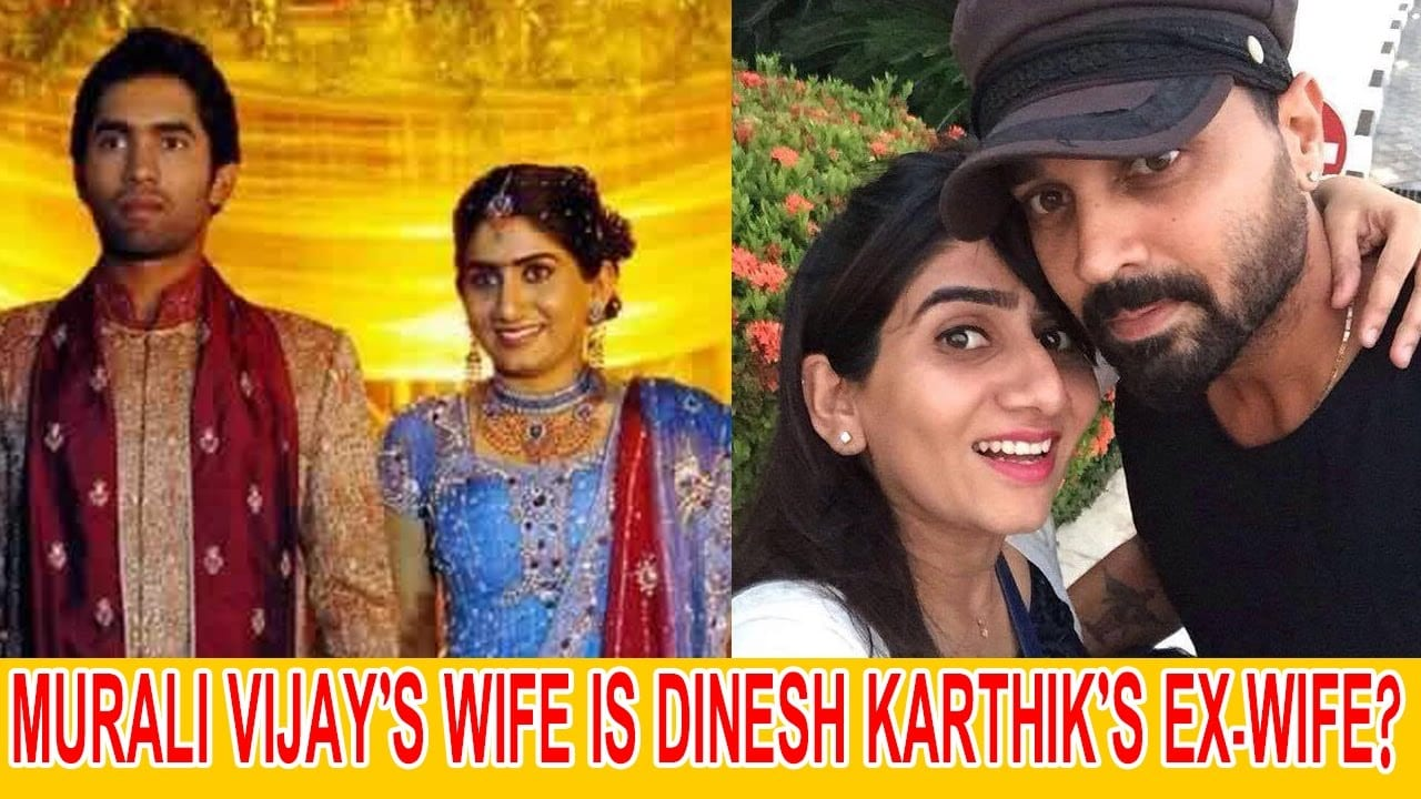 Murli Vijay's wife and their Love Story