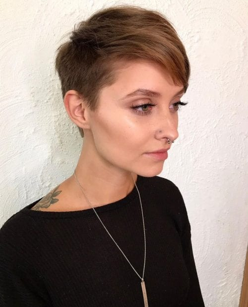 Pixie Cut hair 27