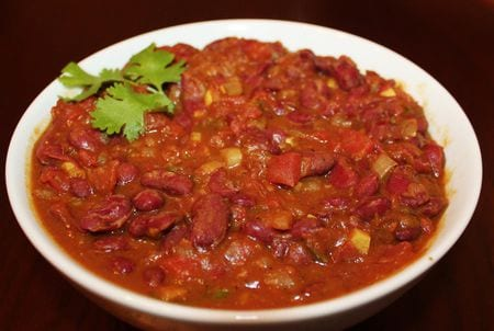 Kidney Beans or Rajma 26
