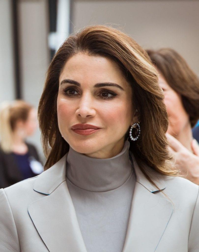 Rania Al-Abdullah 81