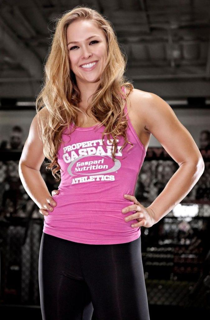 Ronda Rousey 39