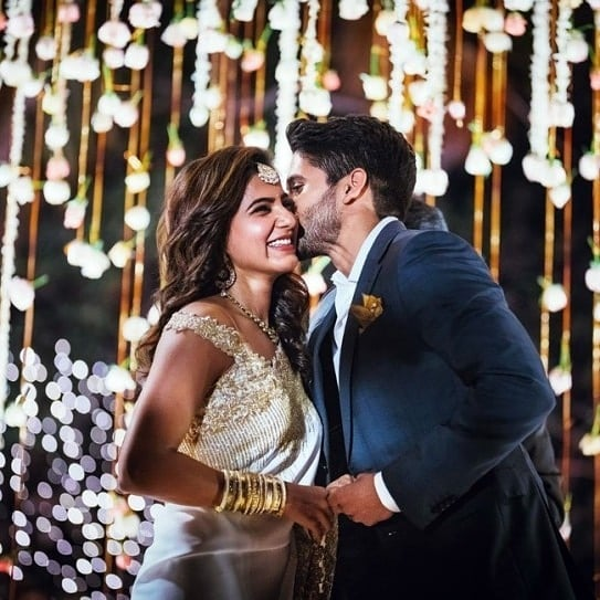 Samantha Naga Chaitanya Marriage & Love Story 1