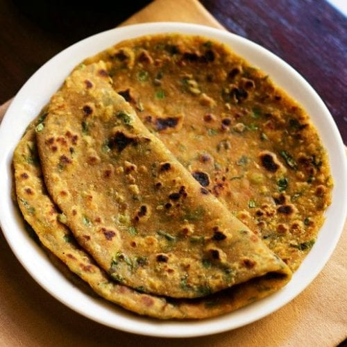 Vegetable Paratha 40
