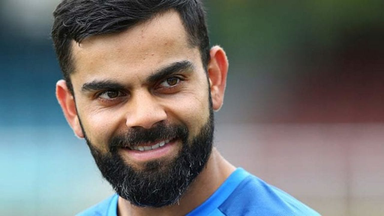 Best Beard Styles of Virat Kohli - Find Health Tips