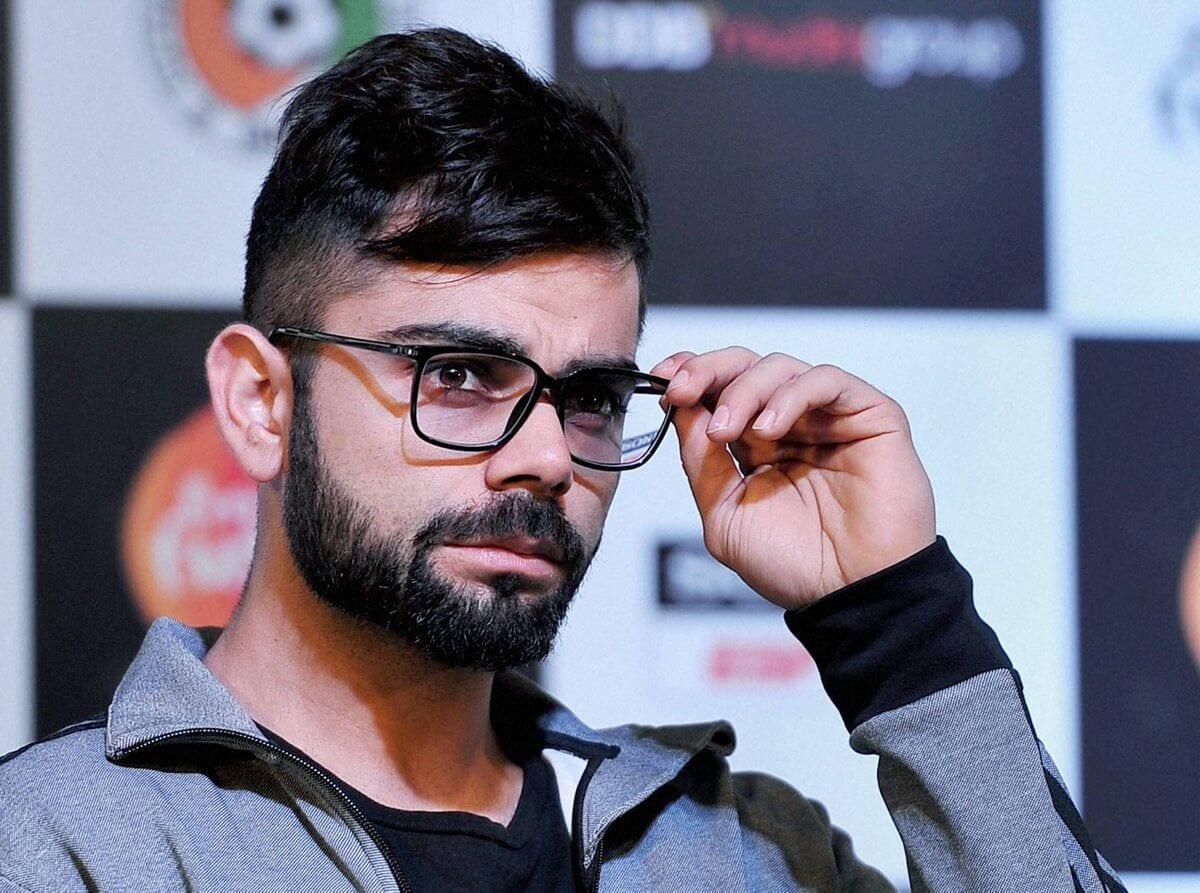 Corporate beard style – Virat Kohli