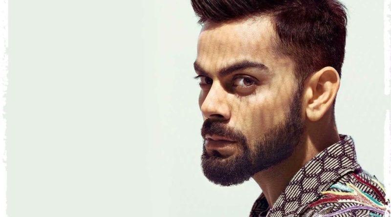 Ducktail Beard Style – Virat Kohli