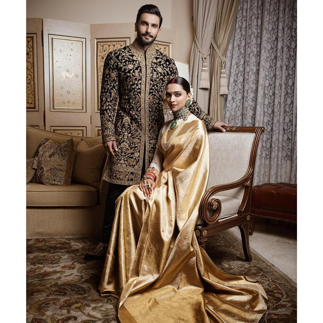 deepika ranveer singh wedding photo