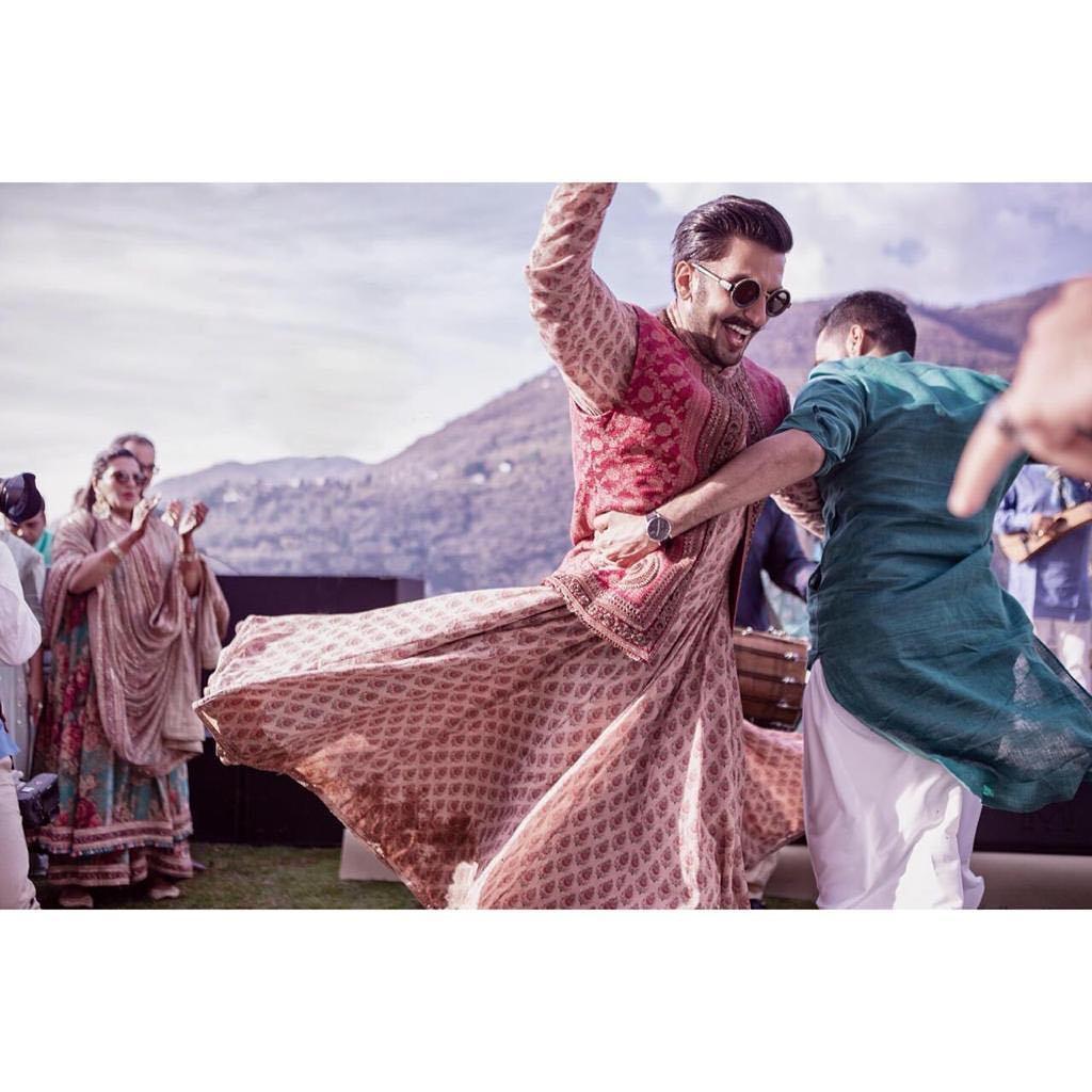 deepika ranveer singh wedding photo 3