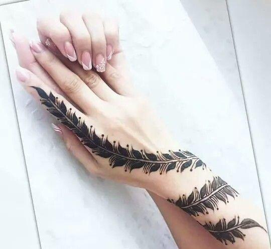 Leafy Design 38