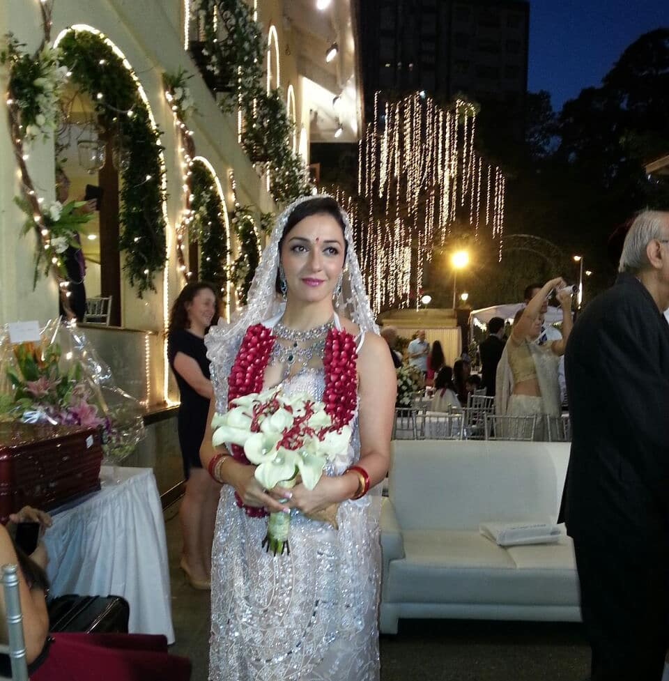 nauheed cyrus wedding