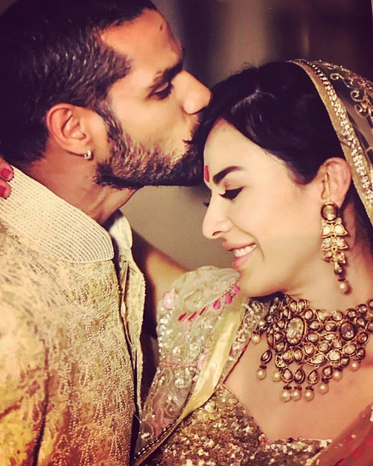 Shikhar Dhawan Marriage