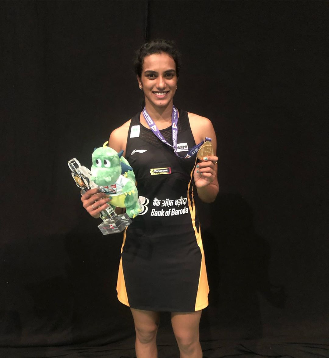 PV Sindhu - Badminton Player Female
