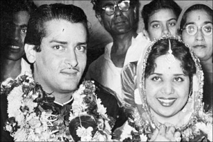 Shammi kapoor wife