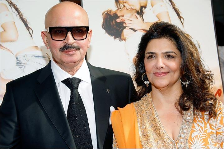 rakesh roshan and his wife pinky