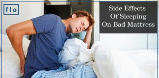 side effects of Bad Mattress