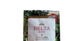 belta malt raw enzyme